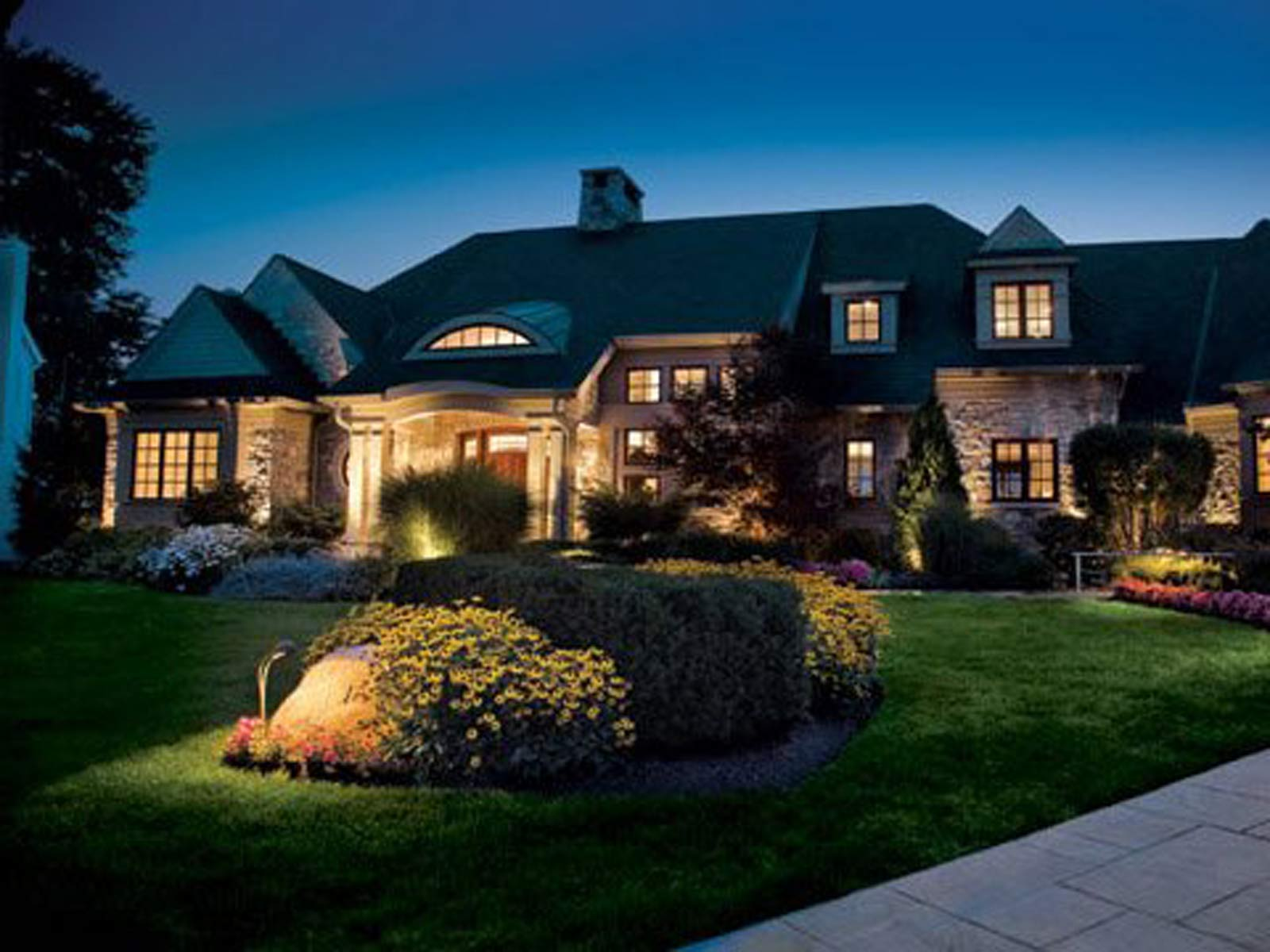 Luxury Landscape Lighting Low Voltage