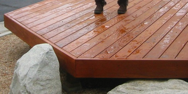 Wood Decks – Portfolio